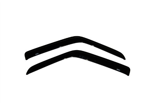 Auto Ventshade 92006 Original Ventvisor Side Window Deflector Dark Smoke, 2-Piece Set for 1983-1994 S10 Blazer & S15 Jimmy, 1982-1990 S15 Pickup, 1982-1993 S10 Pickup, 1991-1993 Sonoma, 1985-2005 Chevrolet Astro & GMC Safari