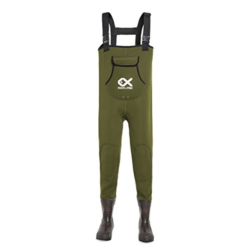 insulated hunting waders - 3