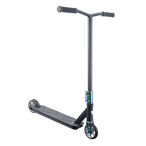 Anaquda Park V4 Stunt Scooter Trick Roller in 3 Farben Farbe Black/Neochrome