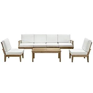 31H-KQqG7CL._SS300_ Teak Sofa Sets & Teak Couches