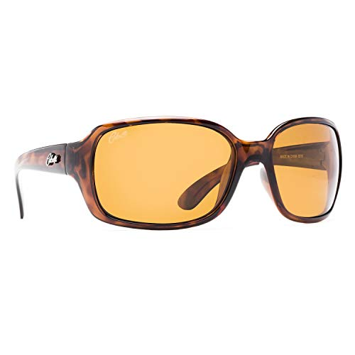 (Calcutta BC1TORTA Boca Chica Sunglasses Ladies Tortoise Frame,)
