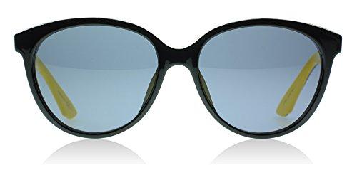 Dior LVG Black Pink and Yellow Envol3 Cats Eyes Sunglasses Lens Category 3 - Swarowski Sunglasses