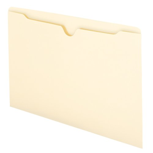 Top Single Folders Manila (Smead Manila File Jackets, Single Top, Flat, Legal Size, 100 per Box (76410))