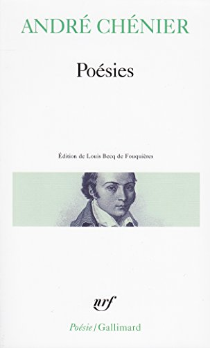 Poesies (Poesie/Gallimard) (French Edition)