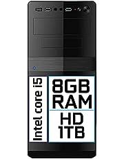 Computador Intel Core i5 8GB HD 1TB EasyPC Go