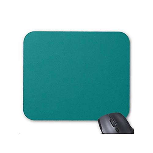 Teal Mouse Pad Mouse Mat Design Natural Eco Rubber Durable Computer Desk Stationery Accessories Mouse Pads For - Pad Teal Mouse