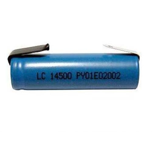 Lithium-ion Shaver AA Battery Cell