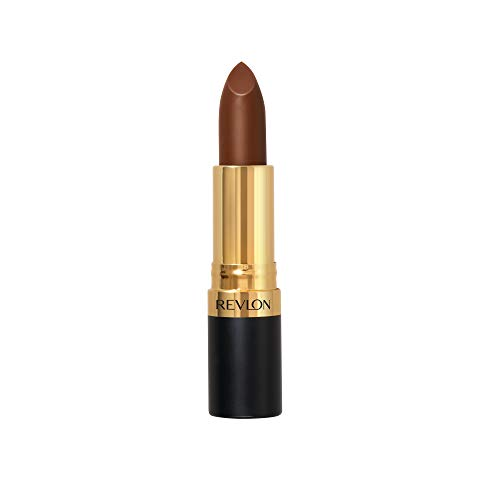 Revlon Super Lustrous Lipstick, Superstar Brown, Matte Finish