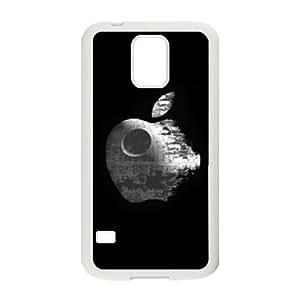 caso de Star Wars T4W89R5PX funda Samsung Galaxy S5 funda 204S1D blanco