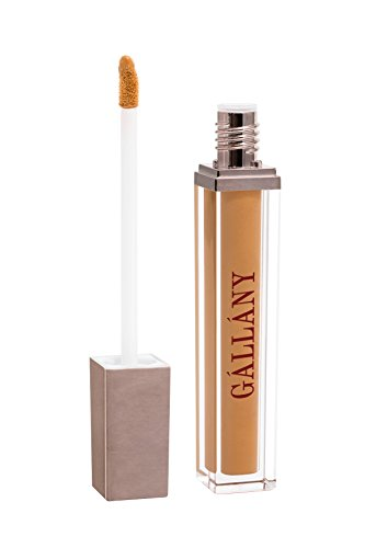 Gallany Cosmetics Under-Eye Concealer N50, Hides Dark Circles and Blemishes, Anti-Aging, Brightens Eyes, Color Correcting, Cruelty-Free
