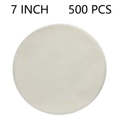 LVEDU 500 Pcs 6 inch Baking Parchment Paper Circles Paper Liners for Round Cake Pans