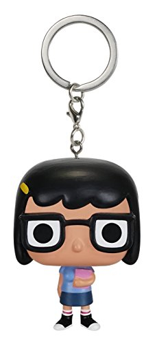 Funko POP Keychain: Bob's Burgers - Tina Action Figure]()