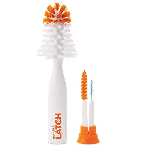 Munchkin Latch Pump Brushes