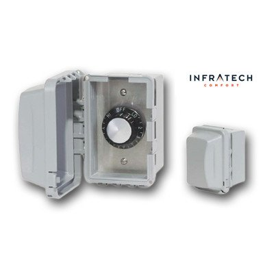 INF Surface Mount Waterproof Control Assembly by Infratech