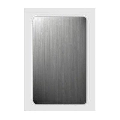 Splash Guard for XLERATOR Hand Dryer in Stainless Steel
