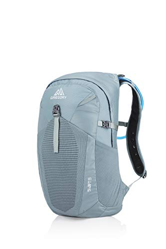Gregory Mountain Products Swift 15 Liter Women's Hydration Daypack, Juniper Blue, One Size ()