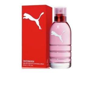 Puma Red Perfume for Woman Eau De Toilette Spray 50ml/1.7 Fl.oz