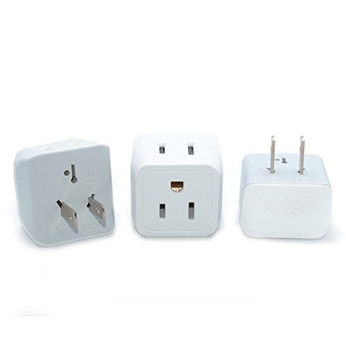 Ceptics CT 6 Philippines Travel Adapter product image