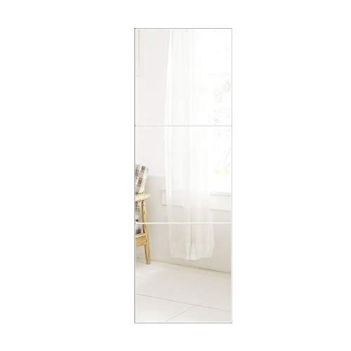 Espejo de la decoración del hogar Espejo de yeso Aplique a espejo Espejo de pared Espejo largo Armario Espejo de cuerpo...