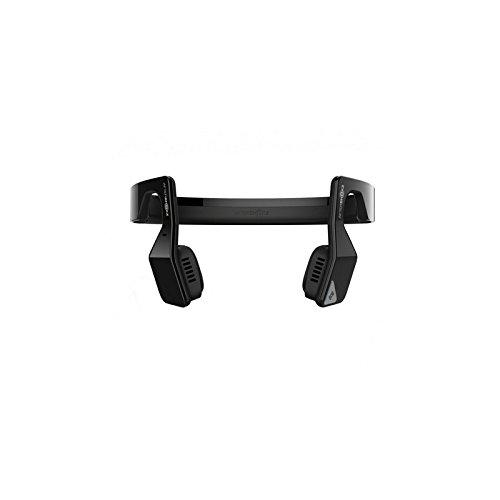 AfterShokz Bluez 2S Open-ear Wireless Stereo Headphones (Black)