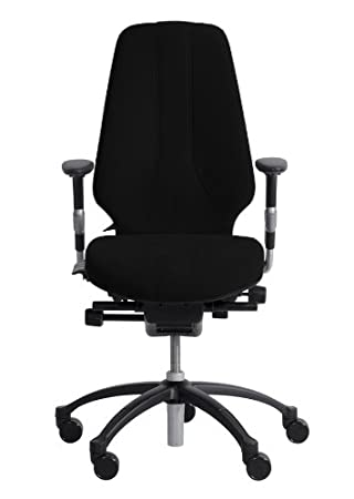 RH Form Logic Ergonomic Office Chair Amazoncouk Kitchen Home - Ergonomic office chair uk