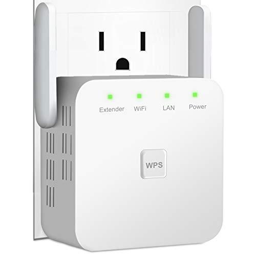 WiFi Range Extender,FiveHome 300Mbps 2.4G High Speed WiFi Bo