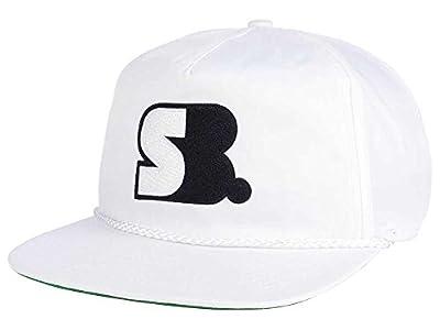 NIKE SB Skateboard Dri-Fit Pro SnapBack Floppy Dad Hat White Hat Cap by Nike