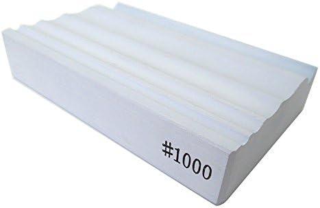 末広 末広 彫刻刀砥石 WA1000 2HS-10 2HS-10 本体: 奥行11.5cm 本体: 高さ2cm 本体: 幅6.7cm