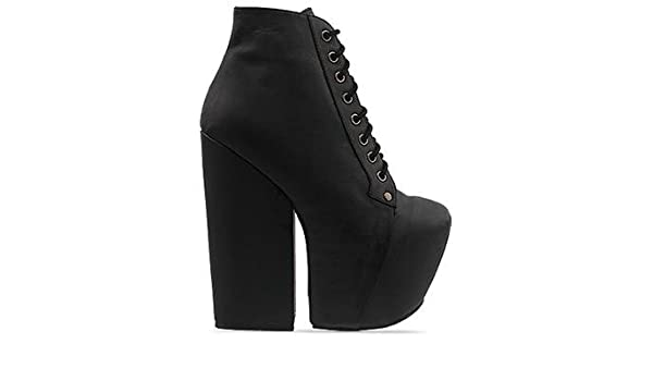 lowest price d8c4d 82de1 Amazon.com   Jeffrey Campbell  Jeffrey Campbell Freda in Black Washed    Pumps