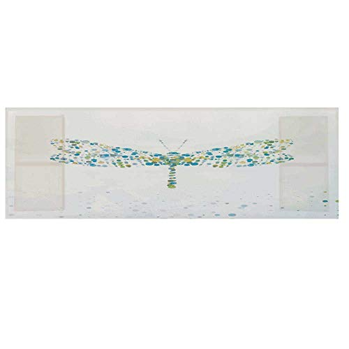 Dragonfly Cotton & Linen Microwave Oven Protective