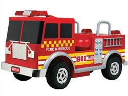 Battery Operated Firetruck -