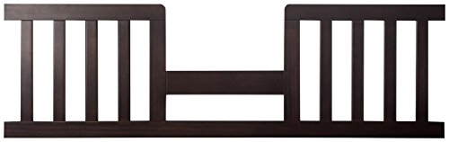 Child Craft Toddler Bed Guard Rail for Convertible Crib, Rich Java