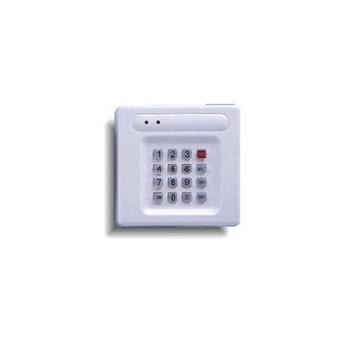 Wireless Keypad Control for AAA Home Security System