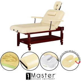 master massage 31 inch spamaster stationary lx package