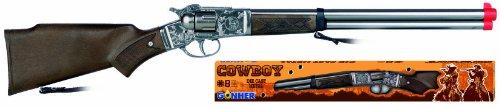 Göhner Wild West Cowboy Fucile 8-Shots acciaio