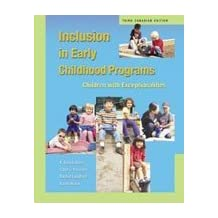 Inclusion in Early Childhood Programs:: Children with Exceptionalities, Third Canadian Edi by Allen K Eileen (2002-02-15)