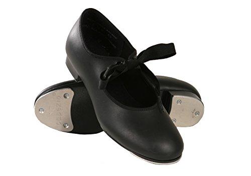 Capezio - Zapatos de claqué para niña Blk