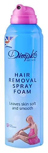 Dimples Hair Removal Spray Foam Rose Fragrance 200 Ml Buy