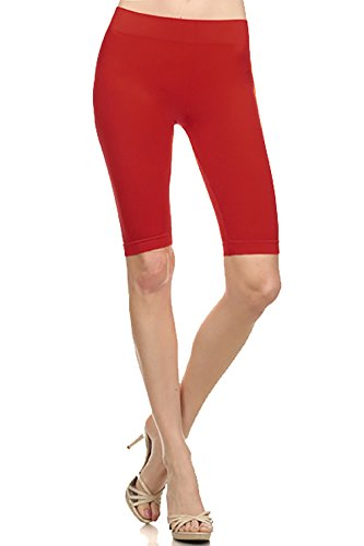 Basico Womens Seamless Length Leggings