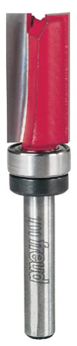 Freud 50-106 3/4-Inch Diameter Top Bearing Flush Trim Router Bit with 1/4-Inch Shank 50-106-FRD
