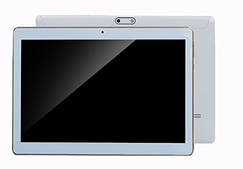 Newest HD Tablet PC 10.1″ inch Octa Core Phablet Android 5.1 4GB RAM 64GB ROM 2560*1600 Bluetooth GPS 8.0 MP 3G WIFI white
