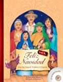 Feliz Navidad: Learning Songs and Traditions in Spanish (Teach Me) (Book & Audio CD) (Teach Me) (Spanish Edition) (Spanish and English Edition)