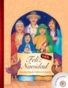 Feliz Navidad: Learning Songs and Traditions in Spanish (Teach Me) (Book & Audio CD) (Teach Me) (Spanish Edition) (Spanish and English Edition) (Songs Christmas And Spanish English)