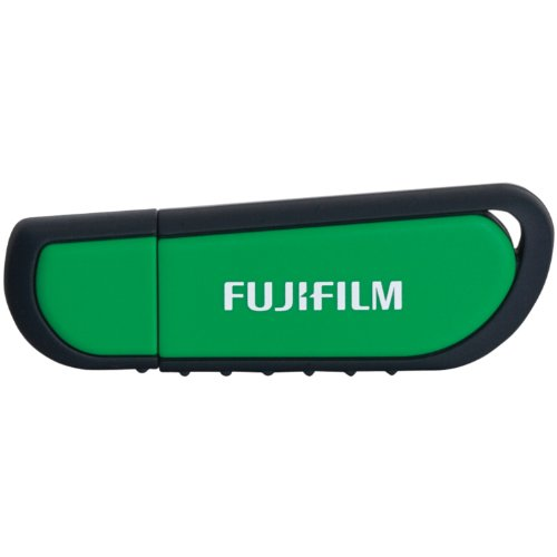 Fujifilm USB 2.0 Water and Shock Resistant Flash Drive with Cap (600012318)