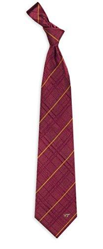 Virginia Tech Hokies Woven Silk Necktie - Mens Tie