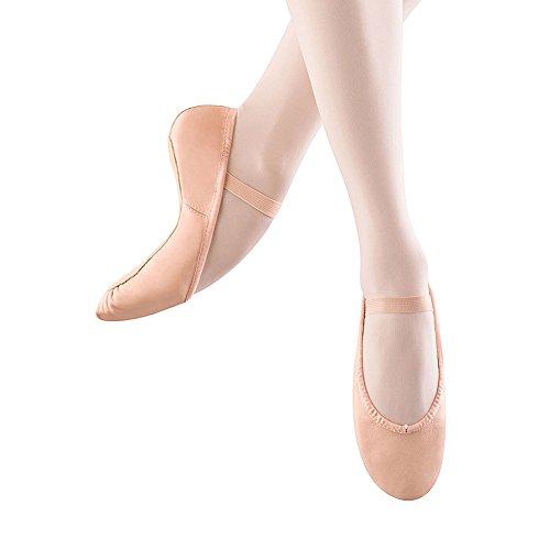 Bloch Dance Dansoft Ballet Slipper (Toddler/Little Kid),Pink,9 D US (Bloch Shoes)