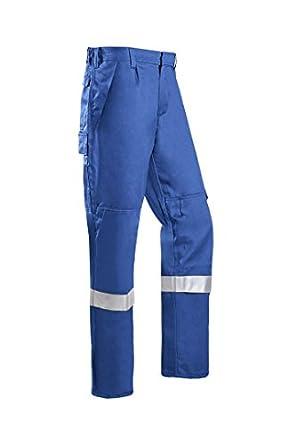 SIOEN 012VN2PFAH46I56 - Pantalón de corinto con protección contra el arco, talla 56, color azul