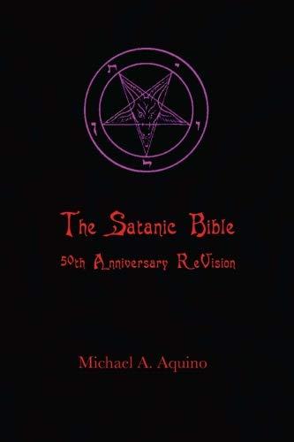 The Satanic Bible: 50th Anniversary ReVision