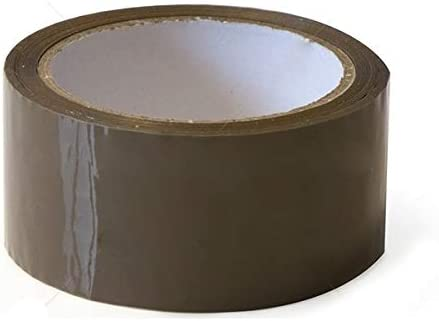 1 x Packaging Tape PP Brown Economy 48mm x 66m