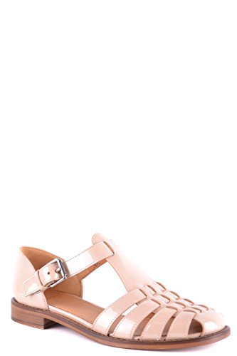 Church's Women's MCBI069121O Pink Leather Sandals CfaFkHF